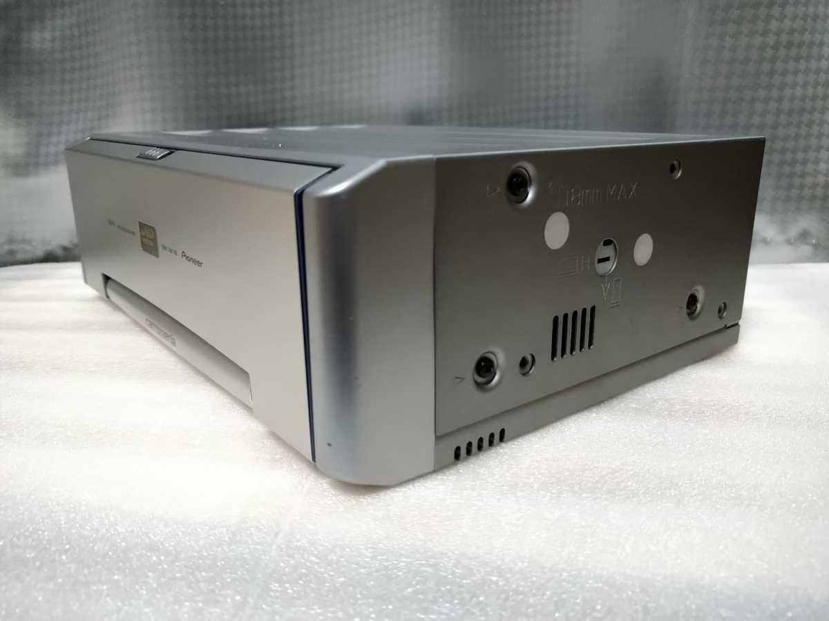 送料無料 カロッツェリア XDV-P9-2 DVDチェンジャー DVDプレーヤー 6連奏 パイオニア_画像9