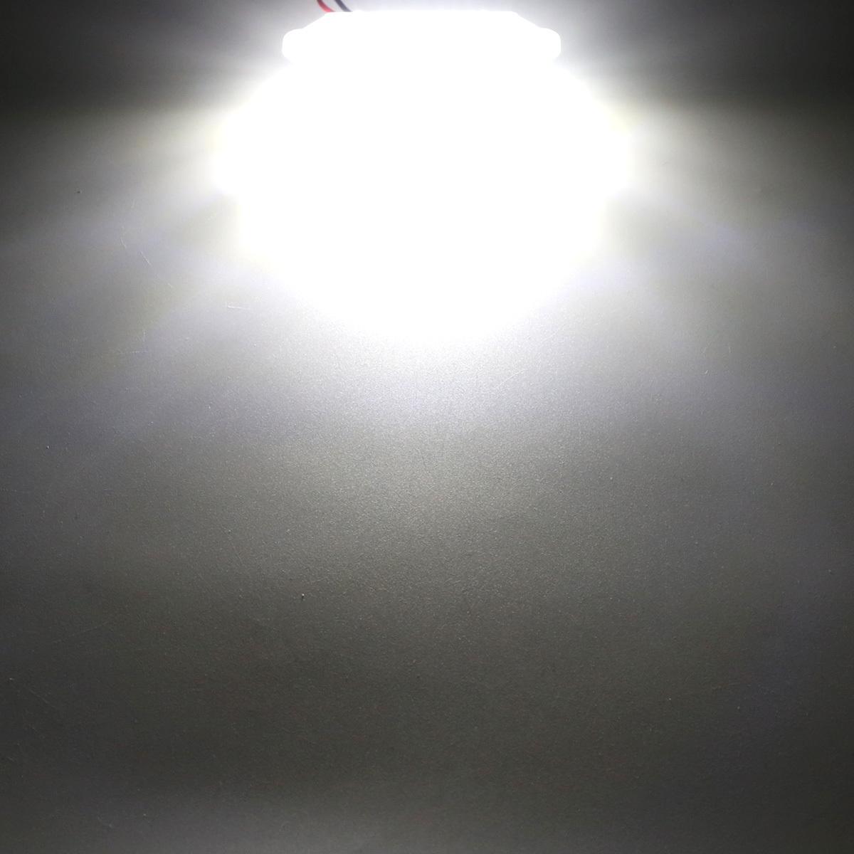 ランサーエボリューション10 CZ4A CY系 ギャラン フォルティス LED ライセンスランプ ナンバー灯 6000K ホワイト ランエボⅩ R-463_画像3