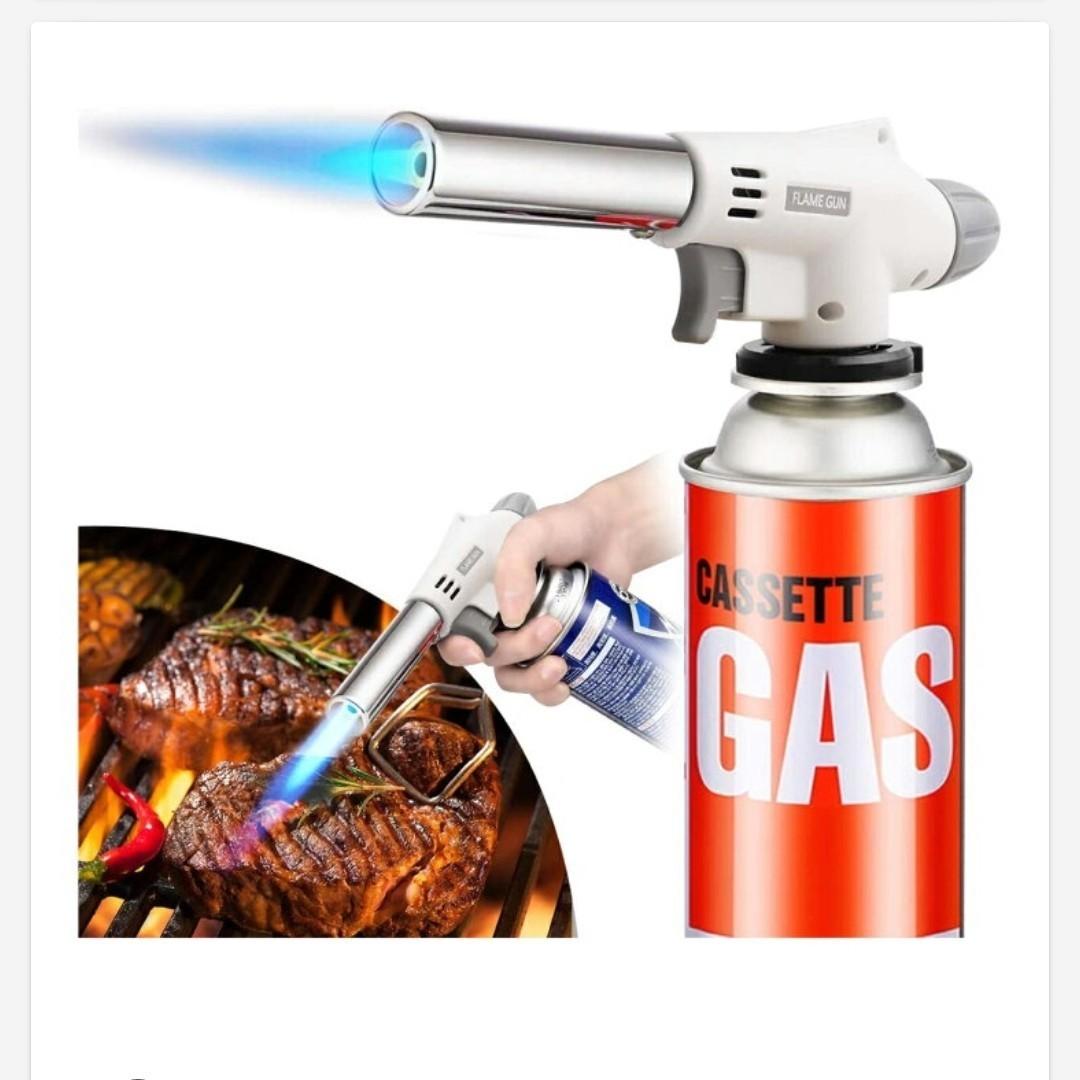 焚火 ガスバーナー トーチバーナー BBQ アウトドア キャンプ ソロ 料理