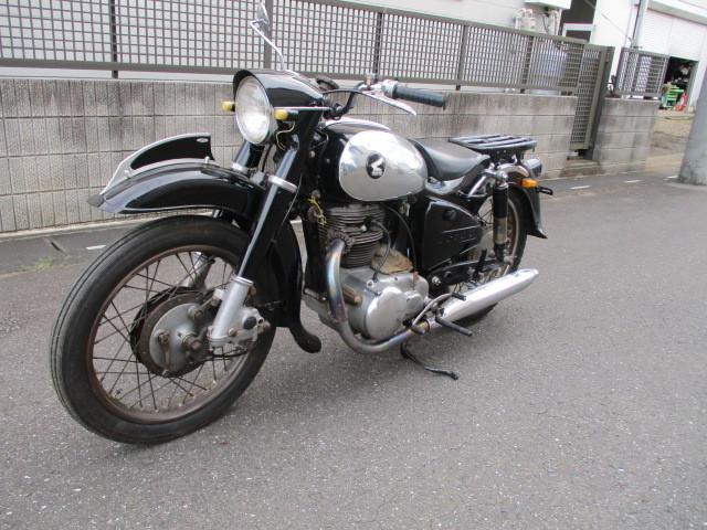 「ホンダ ドリームME 250cc」の画像1