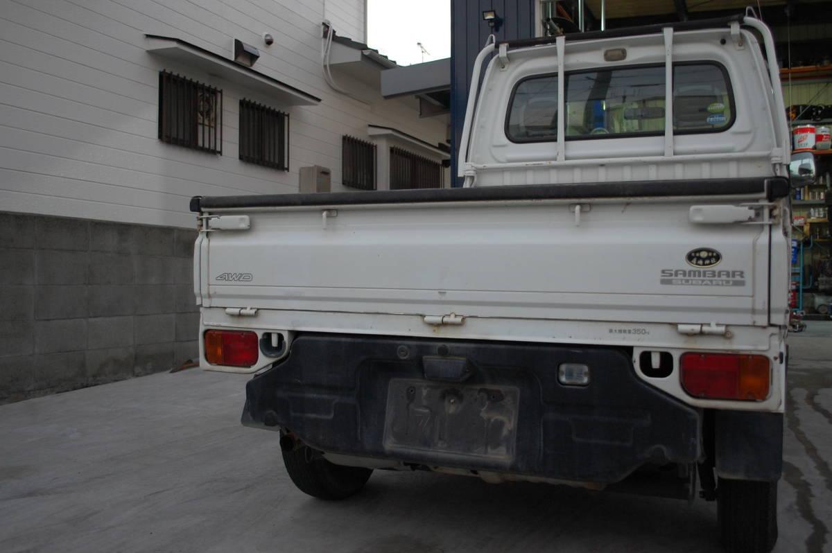 「H17年 4WD 5速MT 49000km 検査R3年6月まで 兵庫 加古川」の画像3