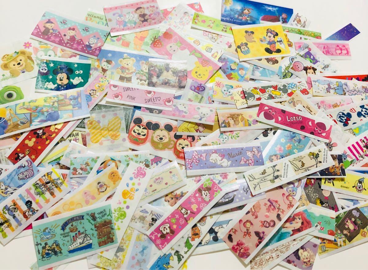 ディズニー☆   フレークシール  185枚