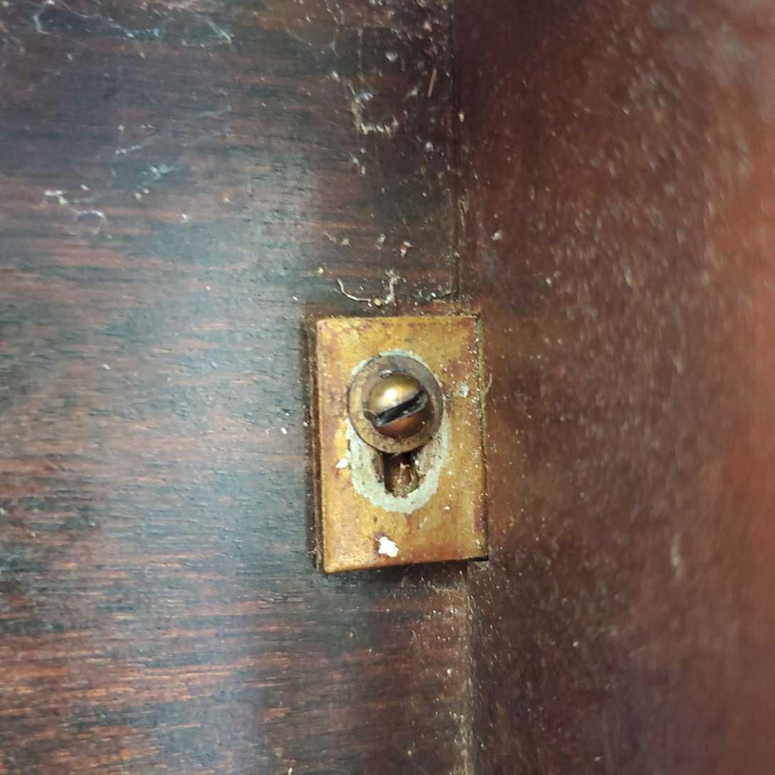 *松本民芸家具 サイドテーブル 木製 W63.5cm×D42.5cm×H50cm格安売り切りスタートG_画像6