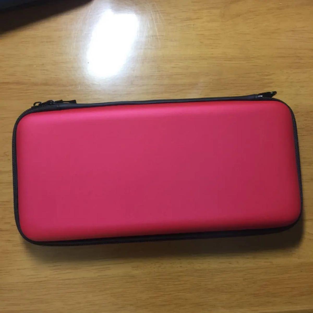 Nintendo Switch 任天堂スイッチケース 赤色