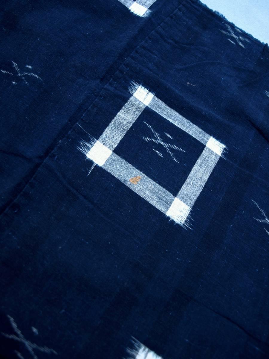 アンティーク 木綿 風呂敷 リメイク 素材 材料 お細工 端裂 裂_画像4