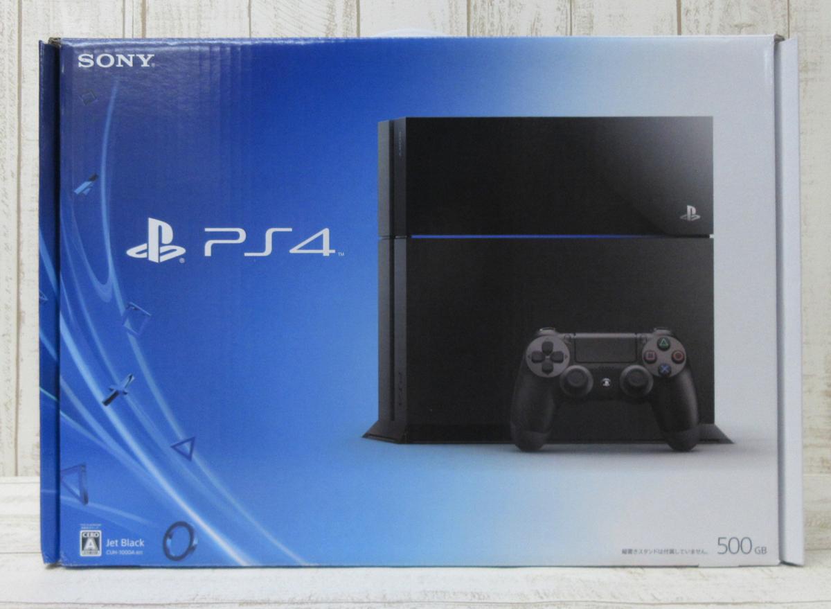 052B PS4 CUH-1000AB01 500GB ブラック【ジャンク】