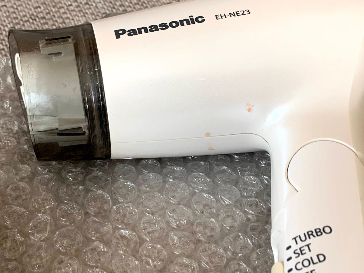 ヘアドライヤー イオニティ EH-NE23 マイナスイオン Panasonic