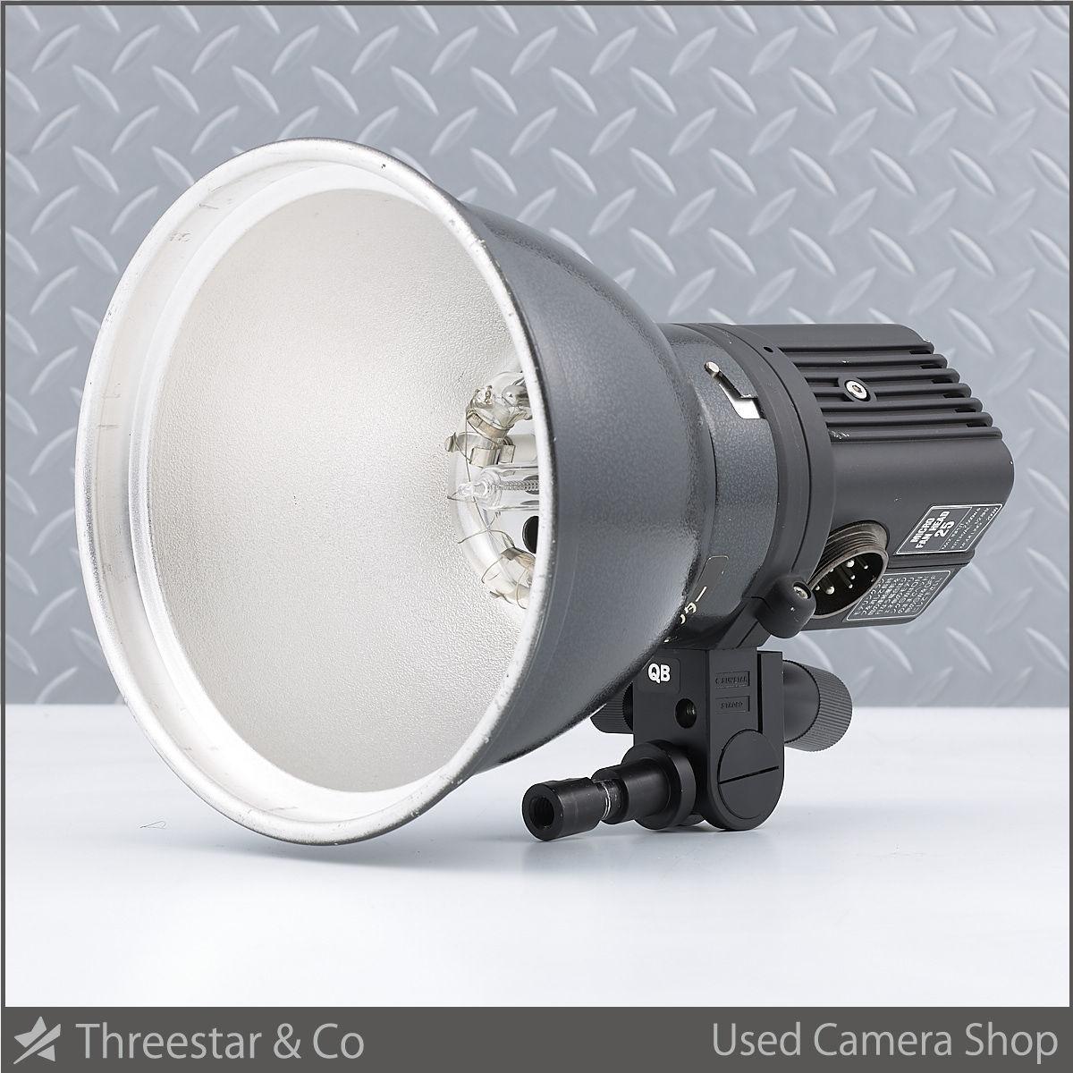 SUNSTAR STROBE サンスターストロボ MICRO FAN HEAD マイクロファンヘッド MFH-25 ケーブル無し ストレートリフ