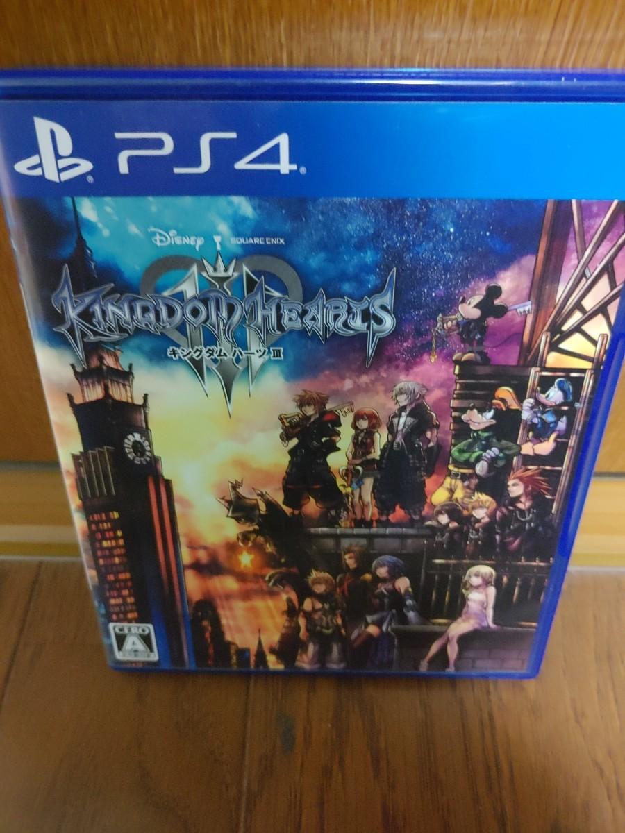 キングダムハーツ3 PS4ソフト キングダムハーツIII