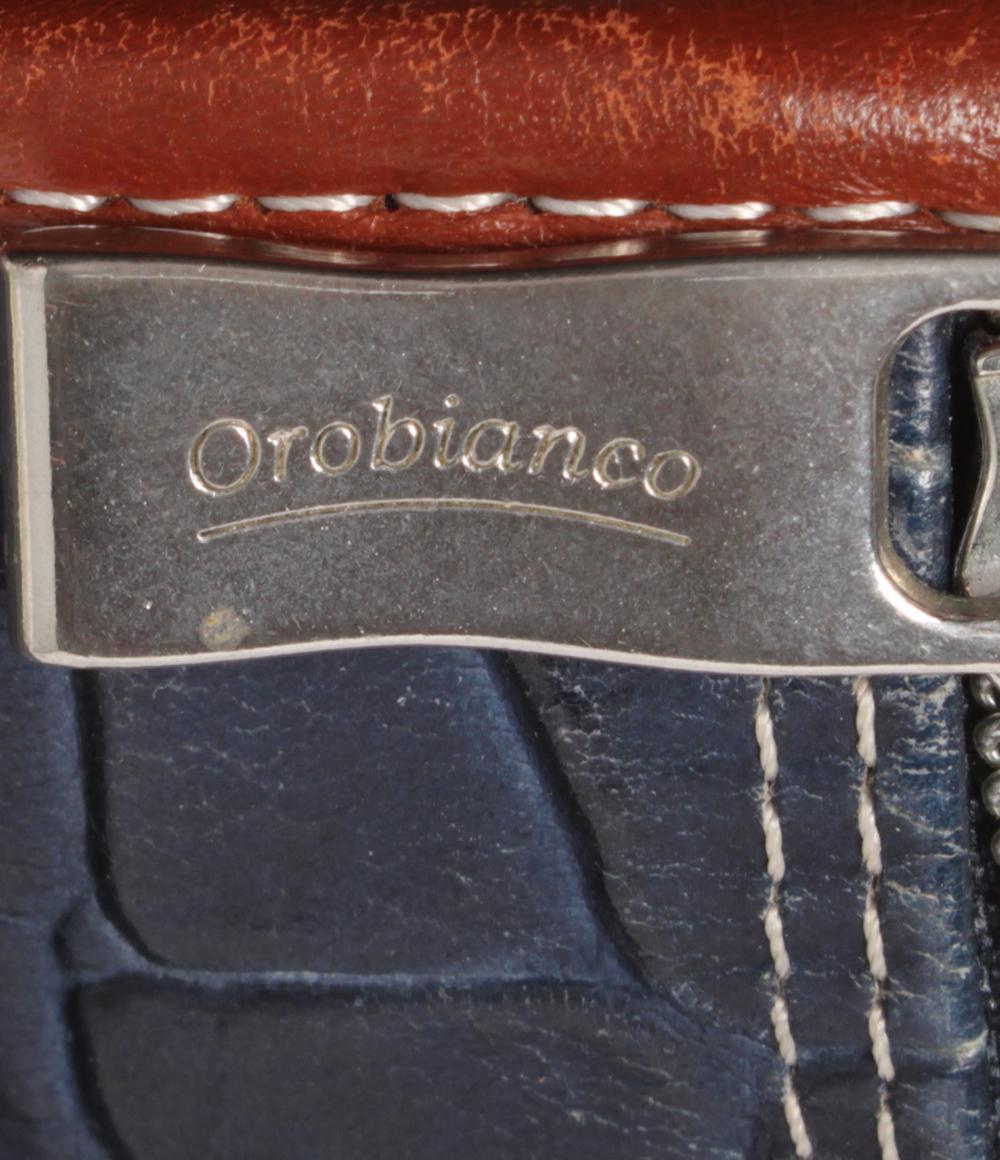 オロビアンコ ブリーフケース メンズ OROBIANCO_画像4