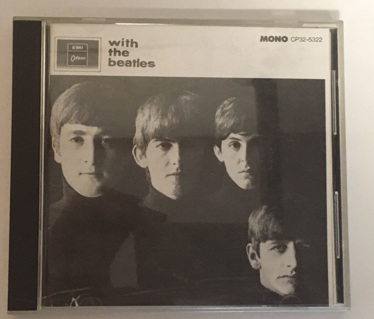 ☆THE BEATLES ビートルズ /WITH THE BEATLES ☆
