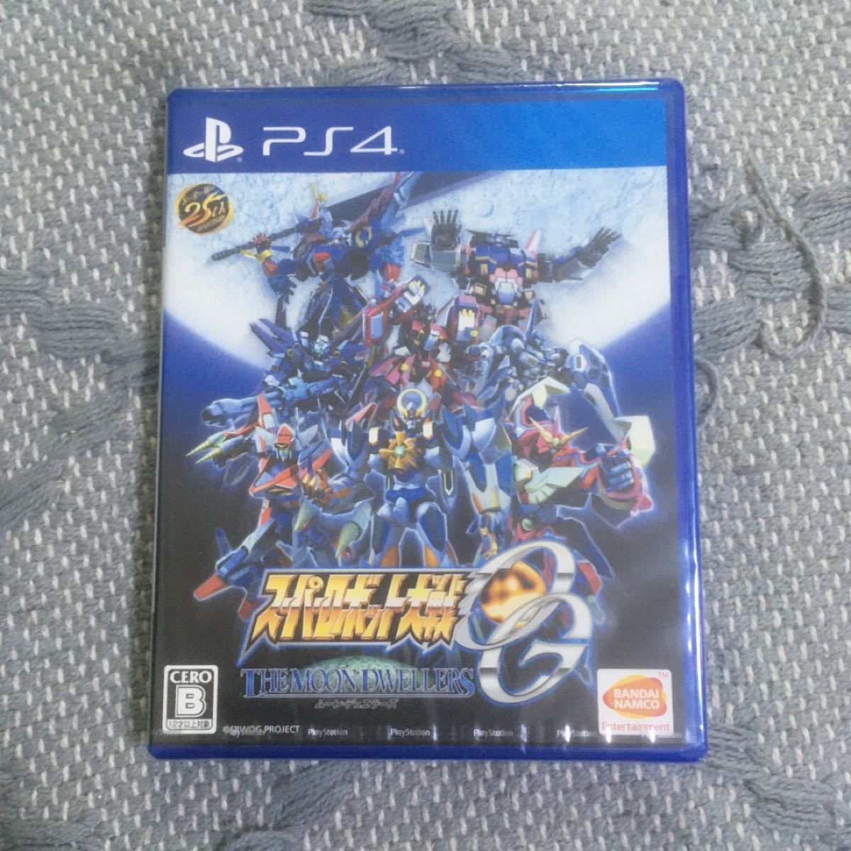 新品未開封【PS4】 スーパーロボット大戦OG ムーン・デュエラーズ [通常版]
