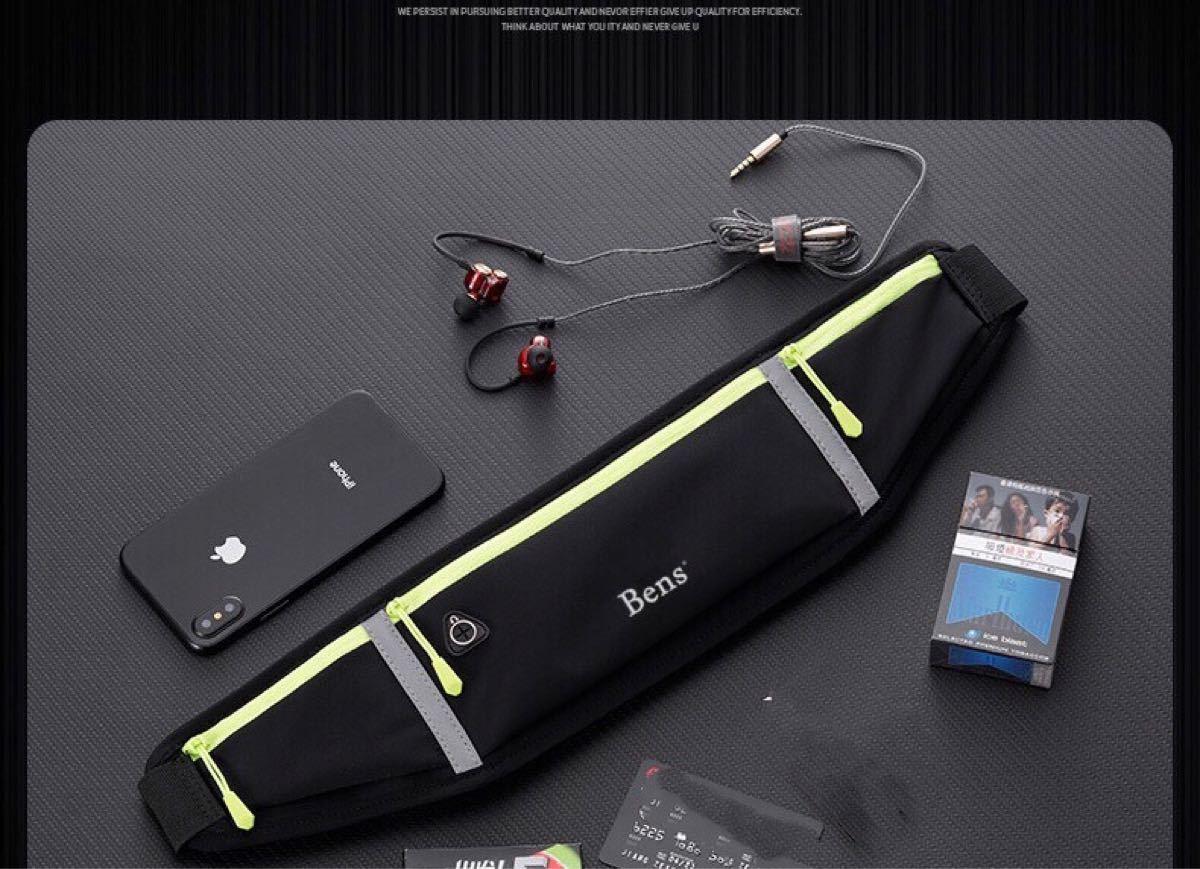 男女兼用 登山 釣り 遠足用 スポーツウエストバッグ レディース メンズ兼用