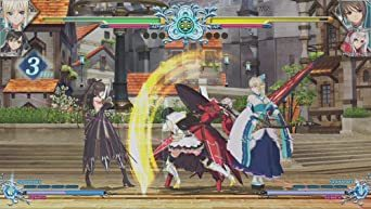 BLADE ARCUS Rebellion from Shining - PS4_画像3