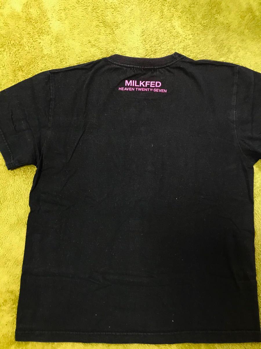 ミルクフェド Tシャツ