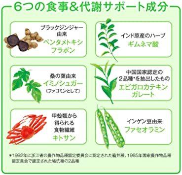 1袋 ファンケル (FANCL) 大人のカロリミット (約30日分) 120粒 [機能性表示食品]サプリメント_画像8