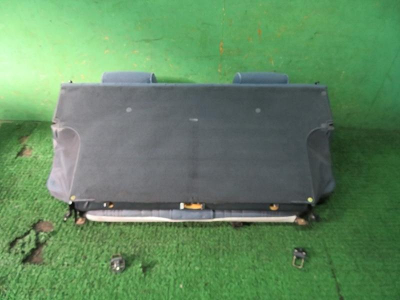 『psi』 GS130G JZS130G LS130G クラウン ワゴン リアシート 青モケット_画像3