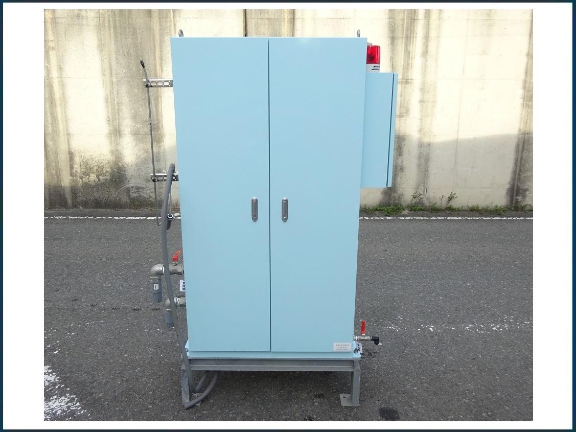 ㈱中部水研 業務用 人工炭酸泉装置 三相・200V 中古品 引取商品 自社便配達対応可♪