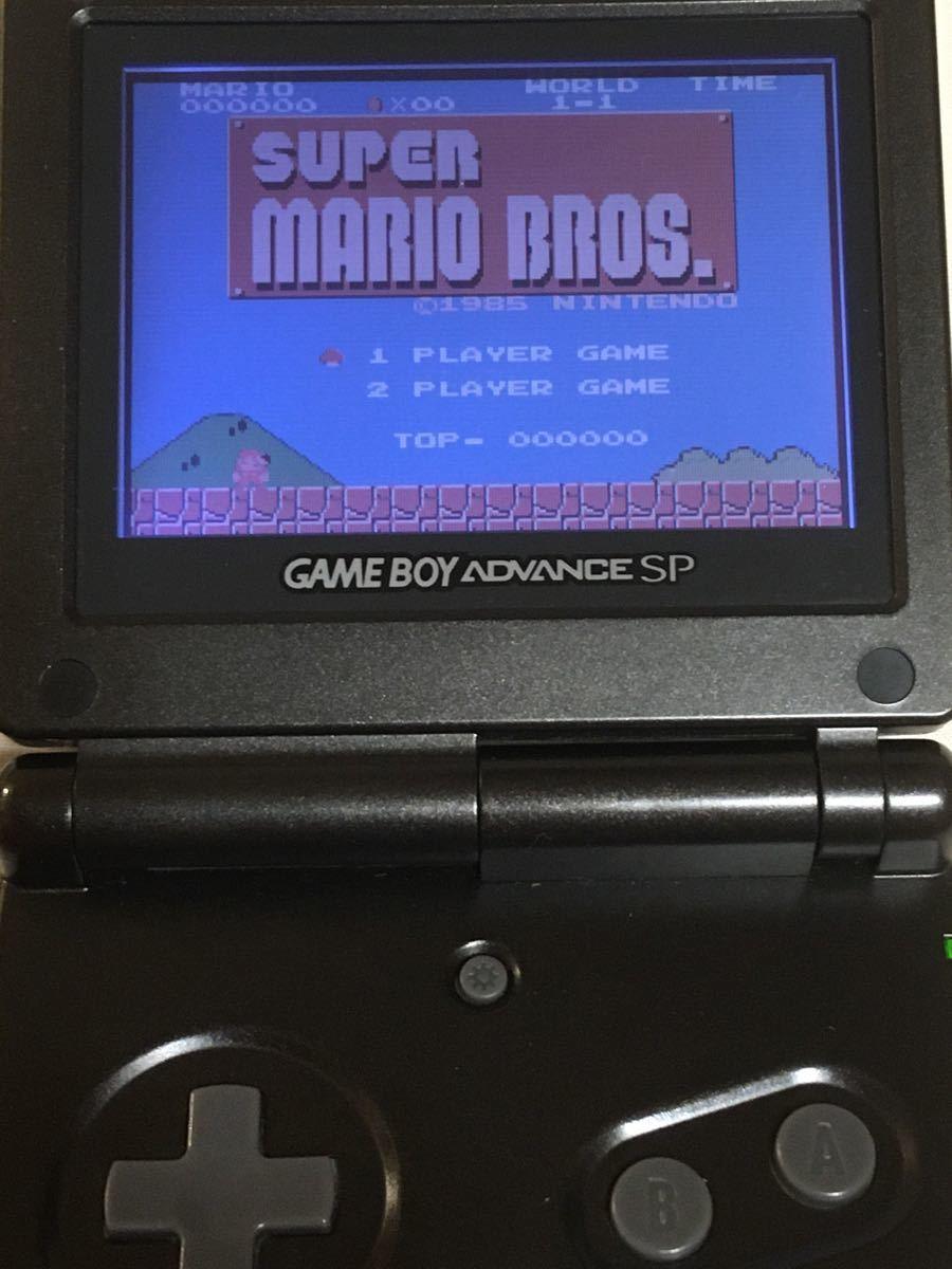 ファミコンミニ GBA ゲームボーイアドバンス スーパーマリオブラザーズ 任天堂