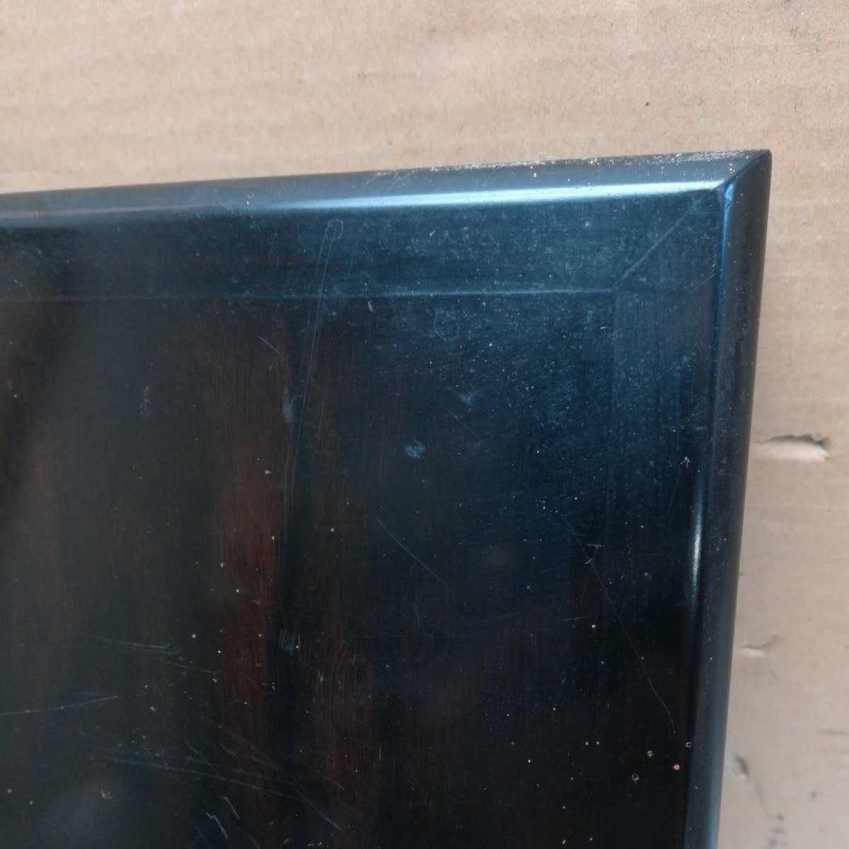 唐木花台 古美術 飾り台 盆栽台 香炉台 華道具 茶道具 骨董美術品 30.8×21×4.2cm_画像3