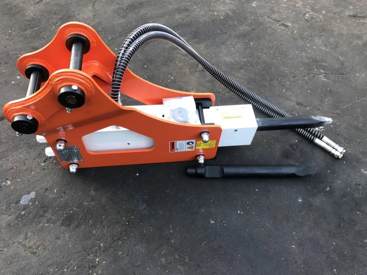 「油圧ブレーカー PC30クラス PC35クラス 未使用」の画像1