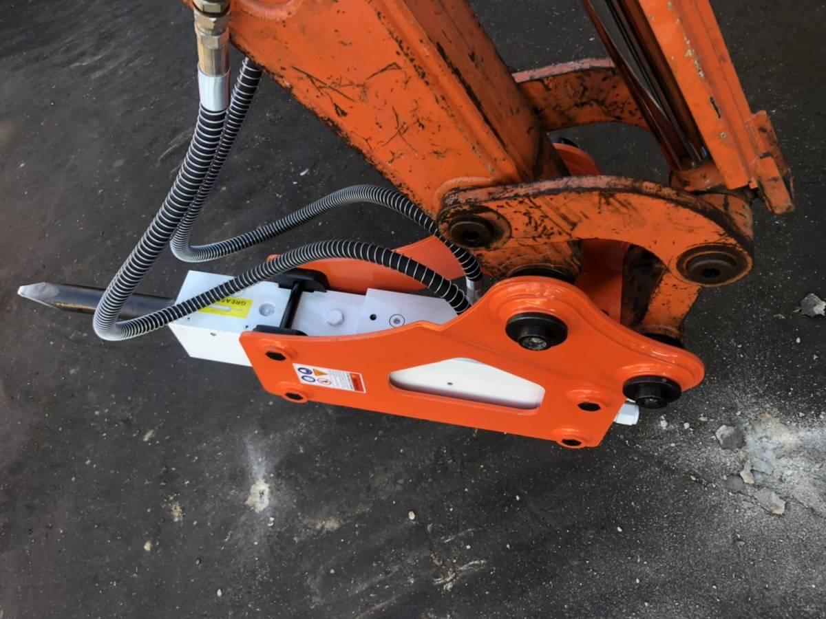 「油圧ブレーカー PC30クラス PC35クラス 未使用」の画像3