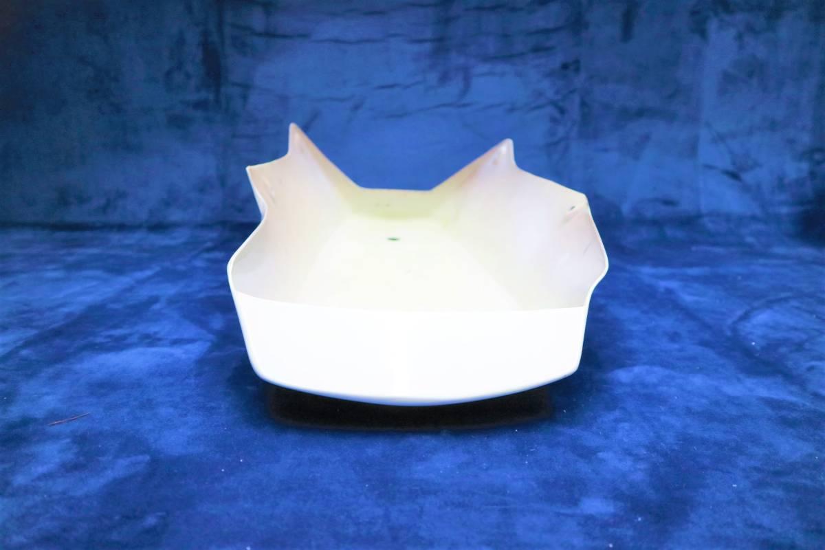 深型 アンダーカウル 白 /大型 ホワイトABS樹脂製 塗装済 フロント 外装 アンダーカバー 汎用ゼファー1100 750 Z900RS ZRX400 ZRX1100 _画像5