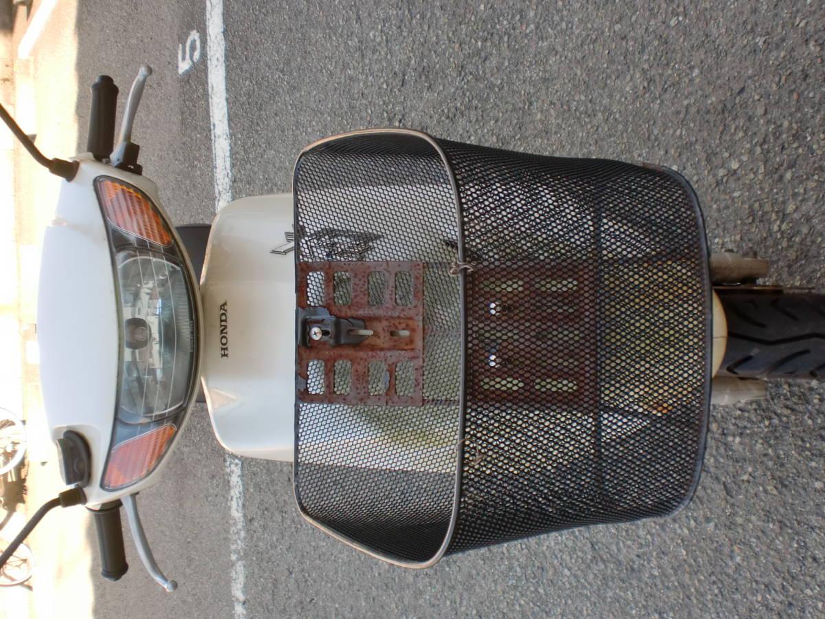 「ホンダ ライブDIO-ZX(AF35)実動車 ジャンク 3N」の画像2