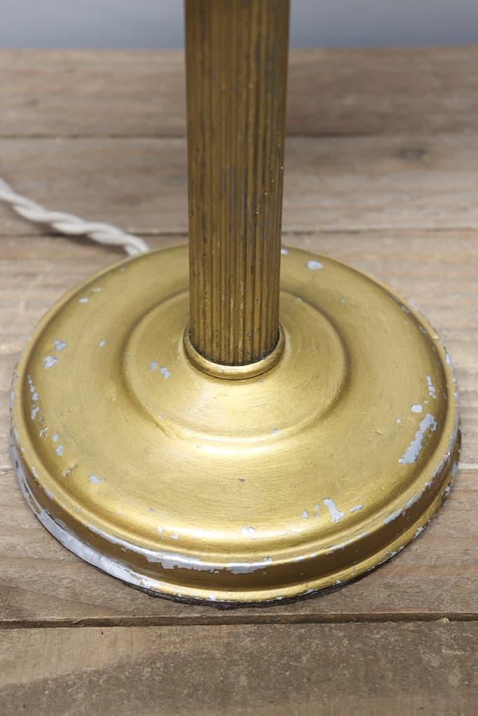 SL-24 デスクランプ ハンドペイント 真鍮ソケット 40s/ビンテージ アンティーク インダストリアル 工業系 照明 店舗什器 アメリカ スタンド_画像8