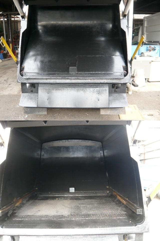 「H22 プレス 塵芥 パッカー」の画像2