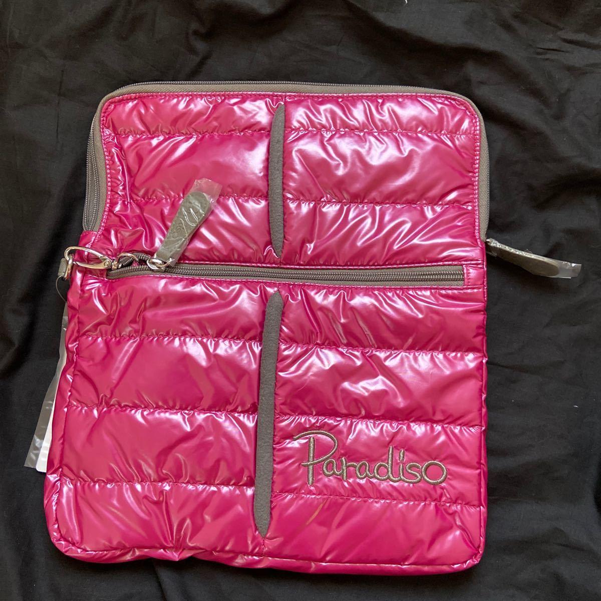 新品  タグ付き♪Paradiso ショルダートートバッグ