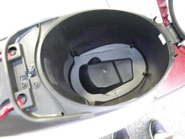 ヤマハ(YAMAHA)ビーノ VINO XC50 2014年モデル 走行43キロ 実走行 おまけヘルメット付き_画像6