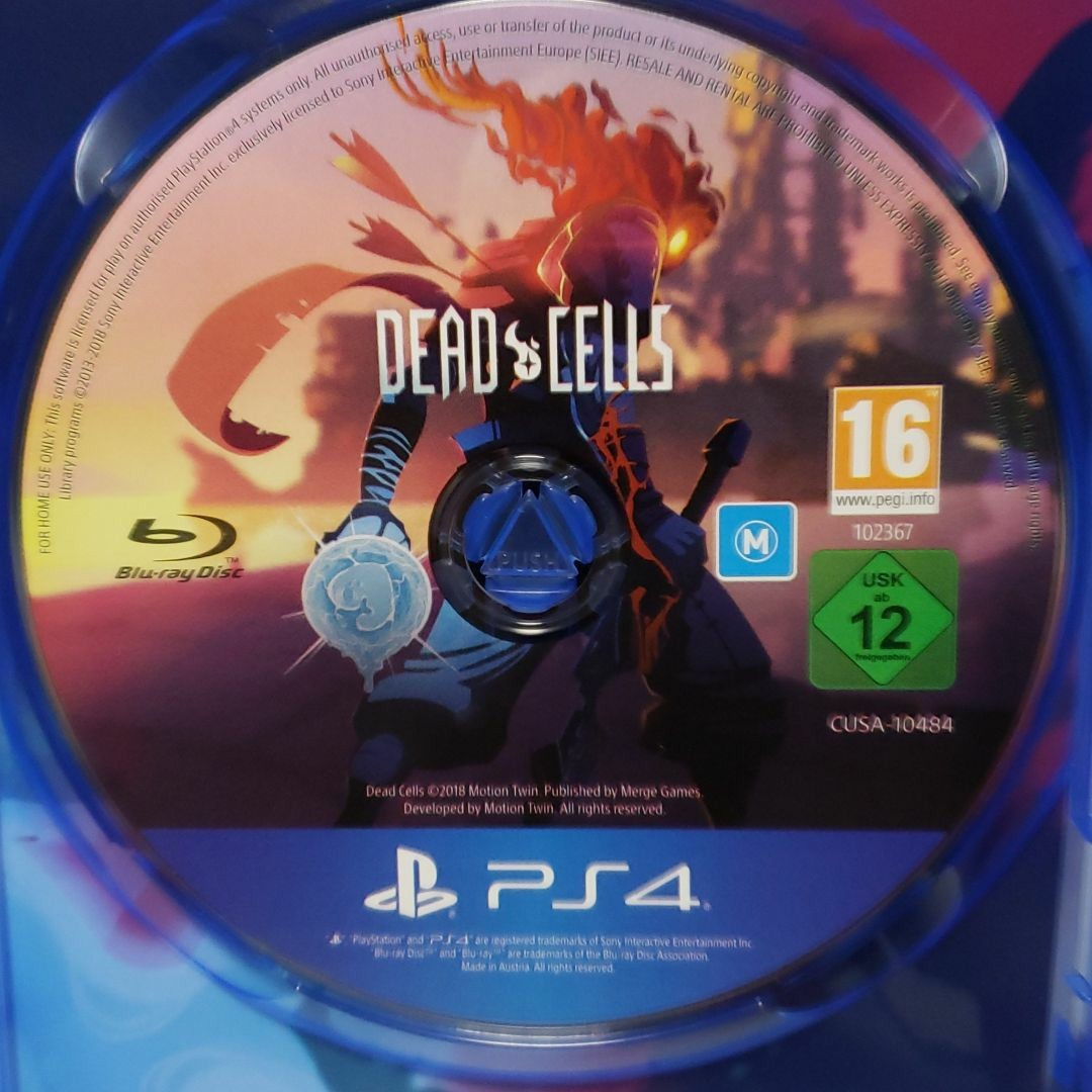 PS4 DEAD CELLS 輸入版