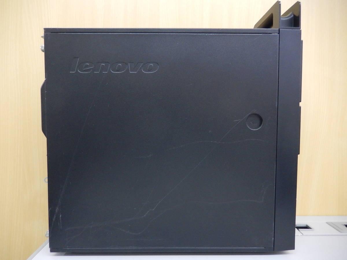 Lenovo ThinkStation E31 (Xeon E3-1240 v2 / 8GB / 500GB / DVDマルチ / Quadro 410 / Win10Pro64 ) (2555-BZJ)_画像3