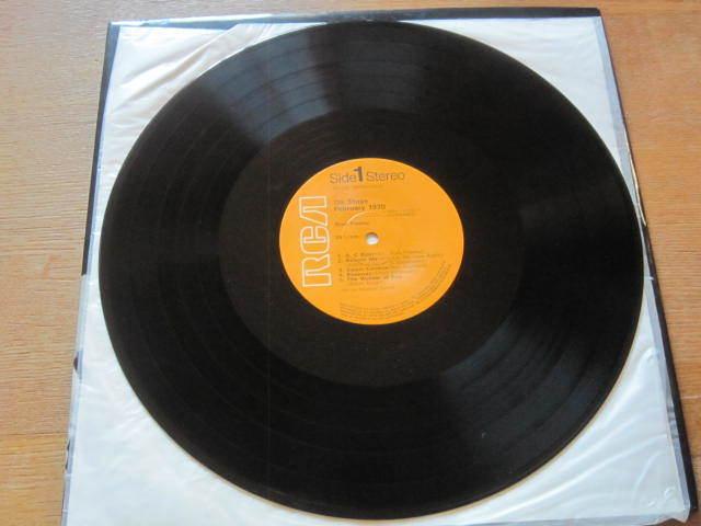 ■ エルヴィス・プレスリー(ELVIS PRESLEY )/  ~ February 1970 - On Stage - / 国内盤LPレコード_画像6