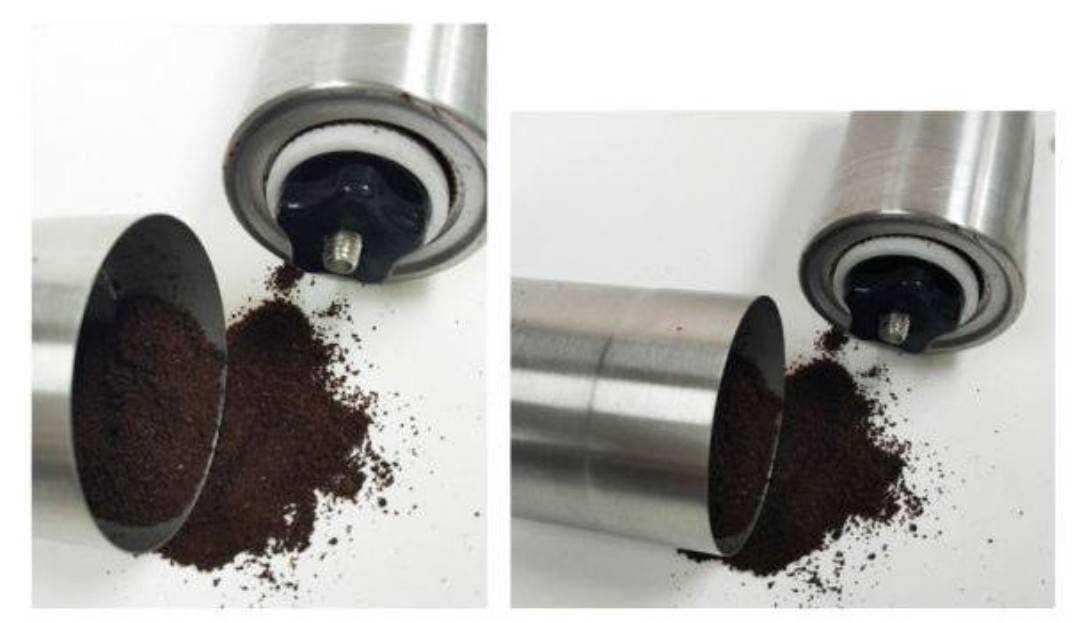 コーヒーミル 手挽き 携帯 丸洗い可 キャンプ 新品 ステンレス フェス【再入荷!※購入前、購入後のメッセージ不要です。】