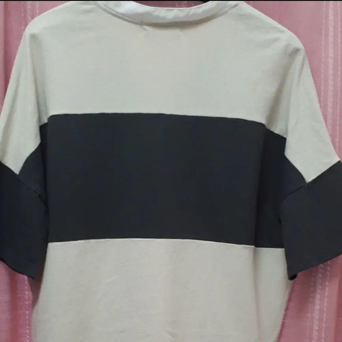 ポロシャツ メンズライク