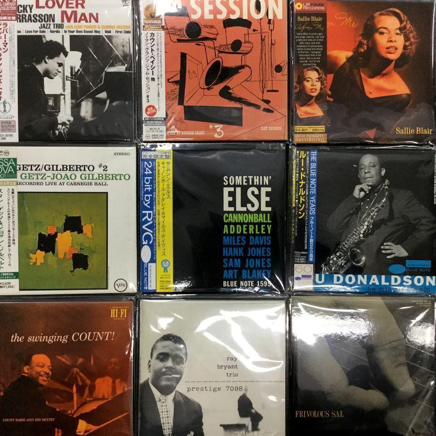 ◎1円スタート!ジャズ全般 中古CD500枚まとめ買いセット Blue Note Prestige SONNY ROL