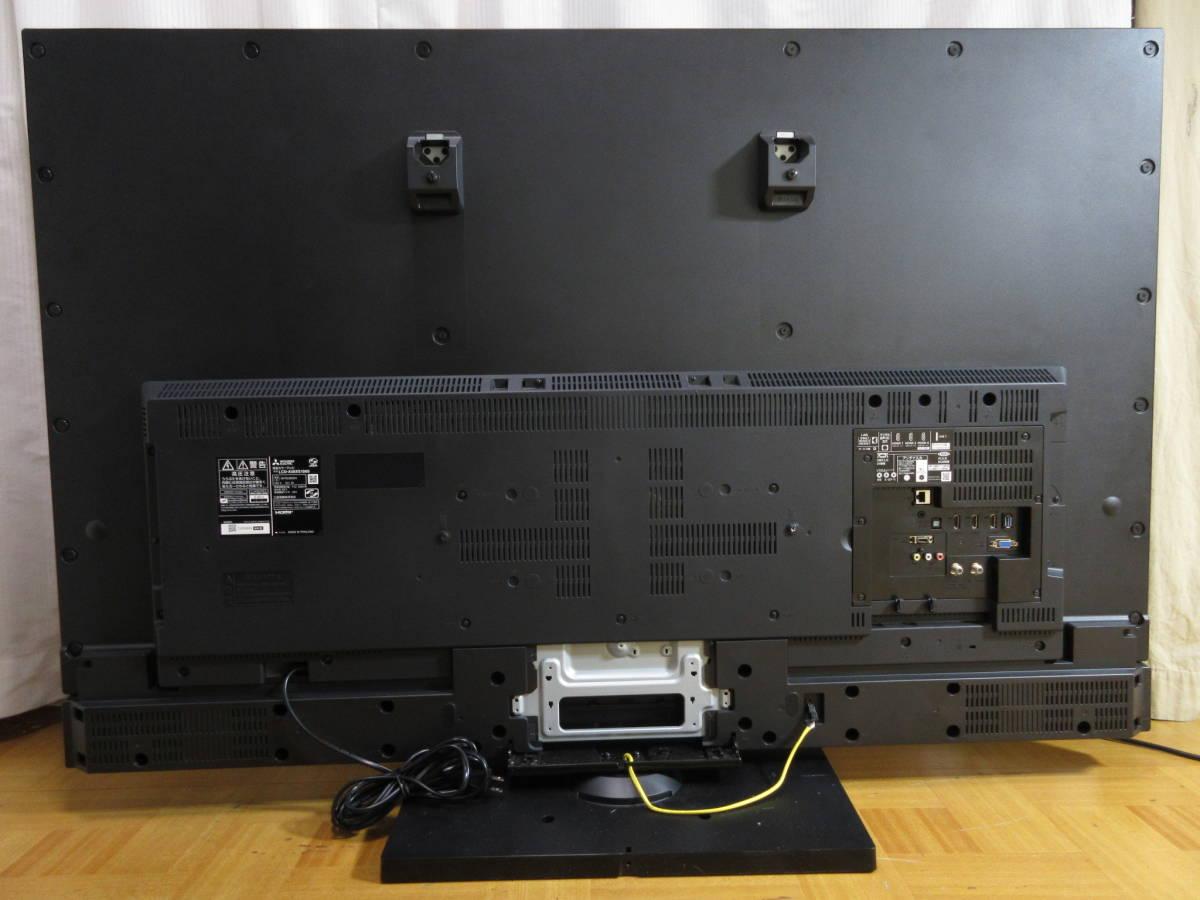 三菱 REAL LCD-A58XS1000 [58インチ] 展示品 新4K放送チューナー内蔵の4K液晶テレビ JM_画像7
