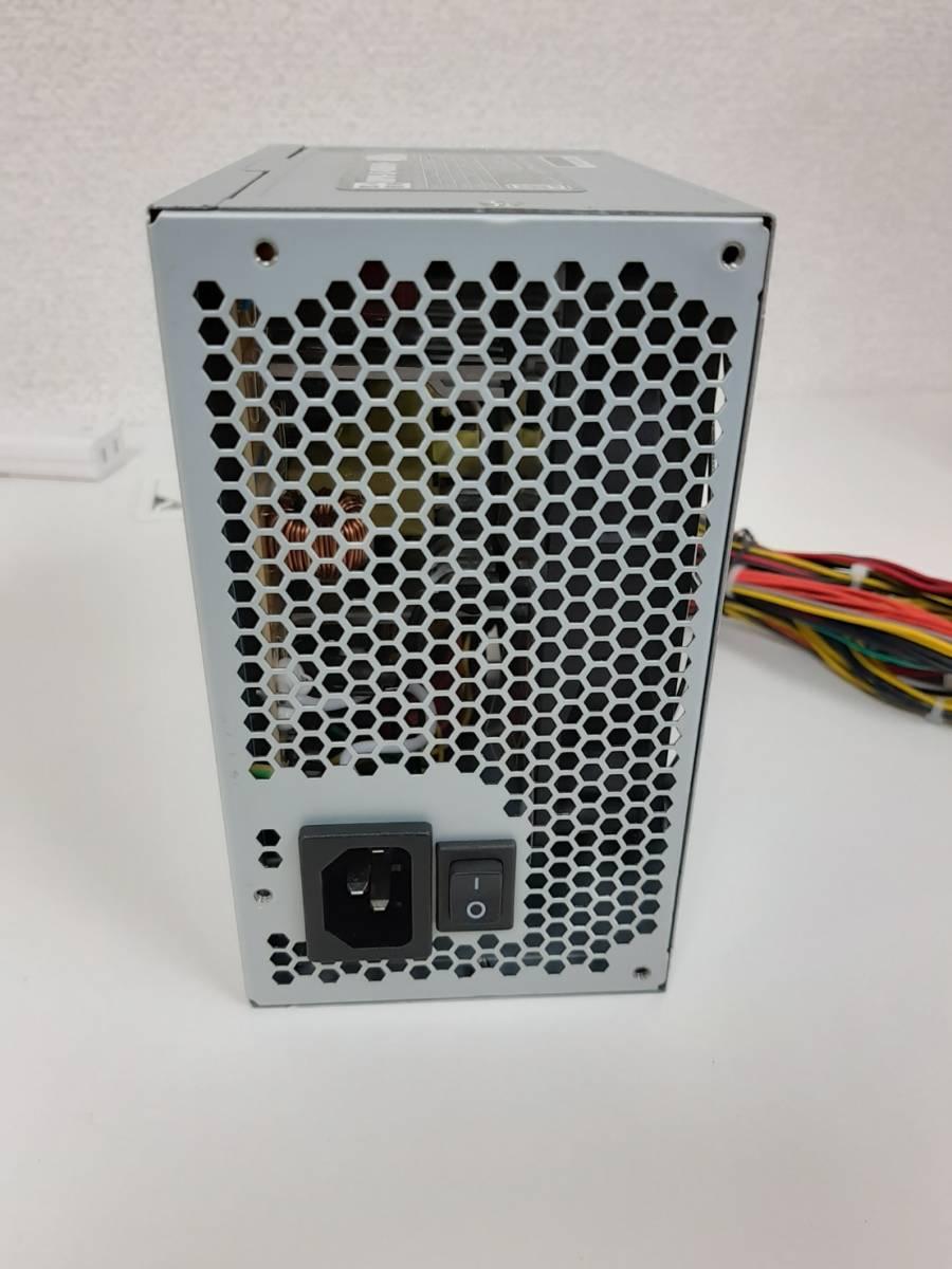 玄人志向 krpw-l5-400w/80+ ATX電源ユニット_画像3