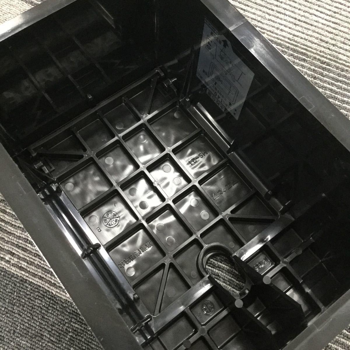 カクダイ 散水栓ボックス 626-101_画像3