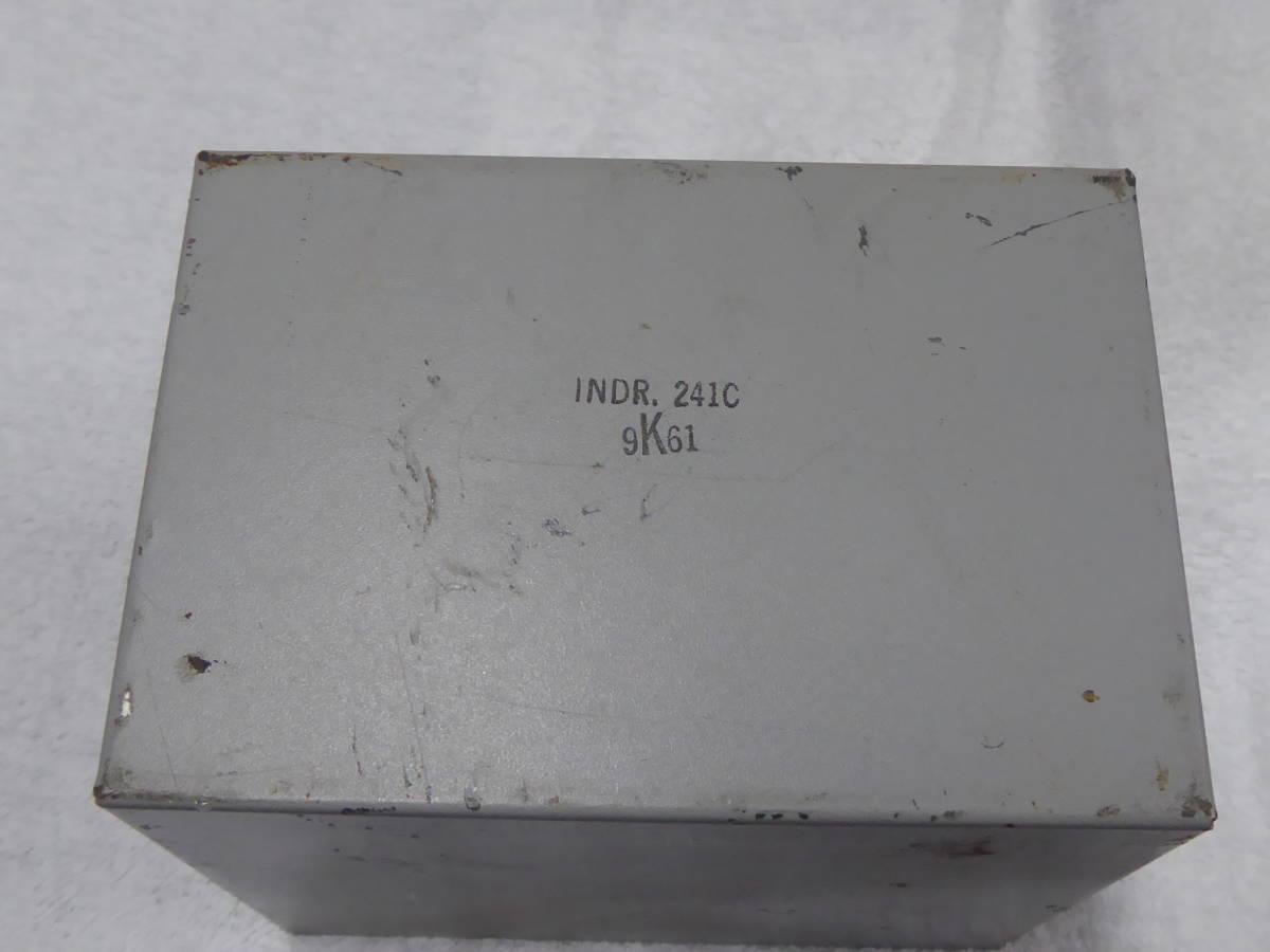 Western Electric ウェスタンエレクトリック チョークトランス 241C INDR WE 2個 _画像2