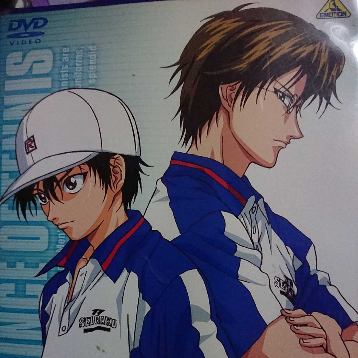 テニスの王子様 Vol.19 DVD disc良好品
