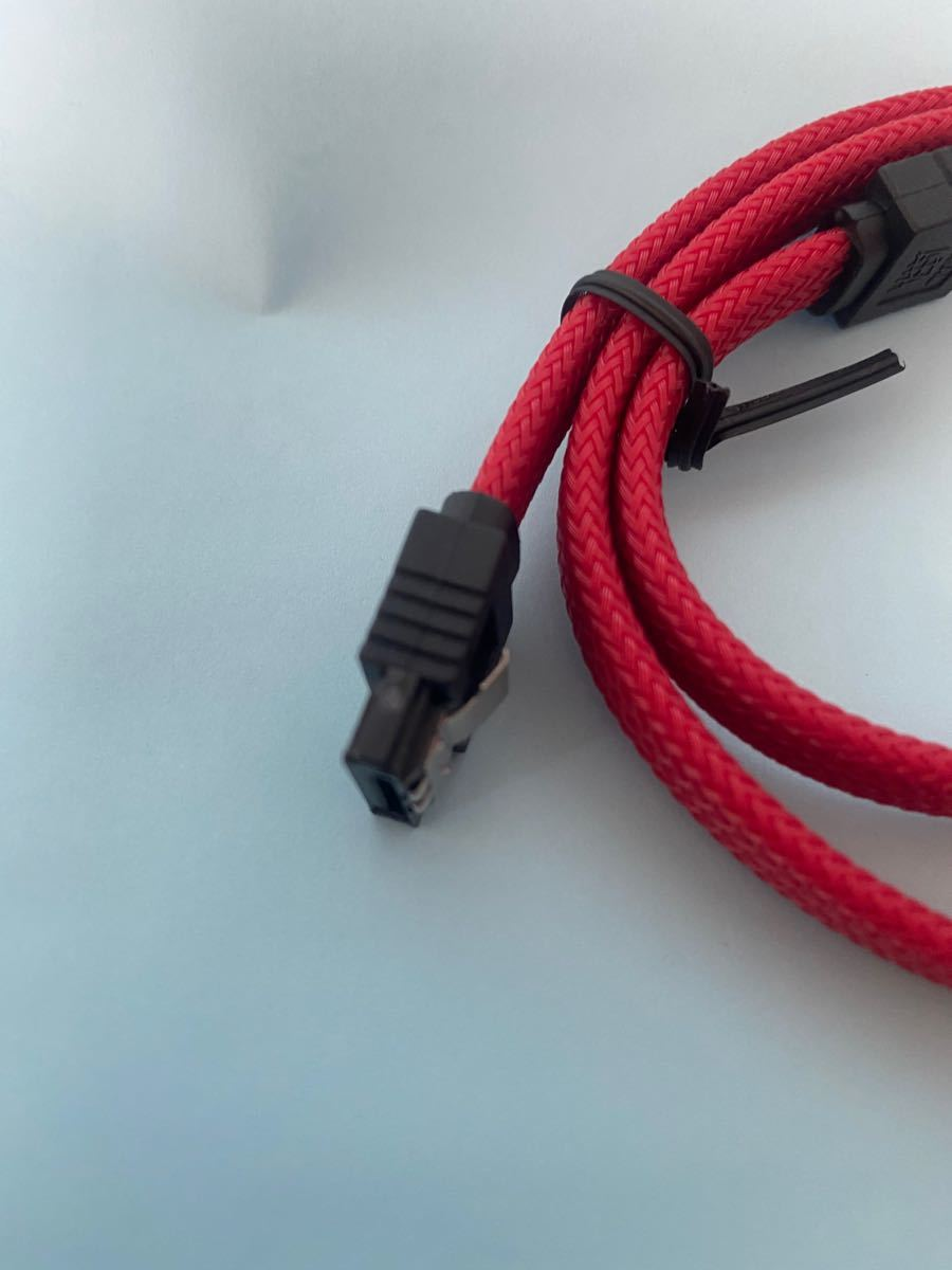 SATA SATA3 ケーブル 2本セット