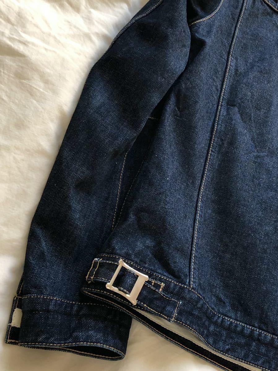 【n(n) BY NUMBER (N)INE】定価60%OFFデニムセットアップ デニムジャケット パンツ Gジャン