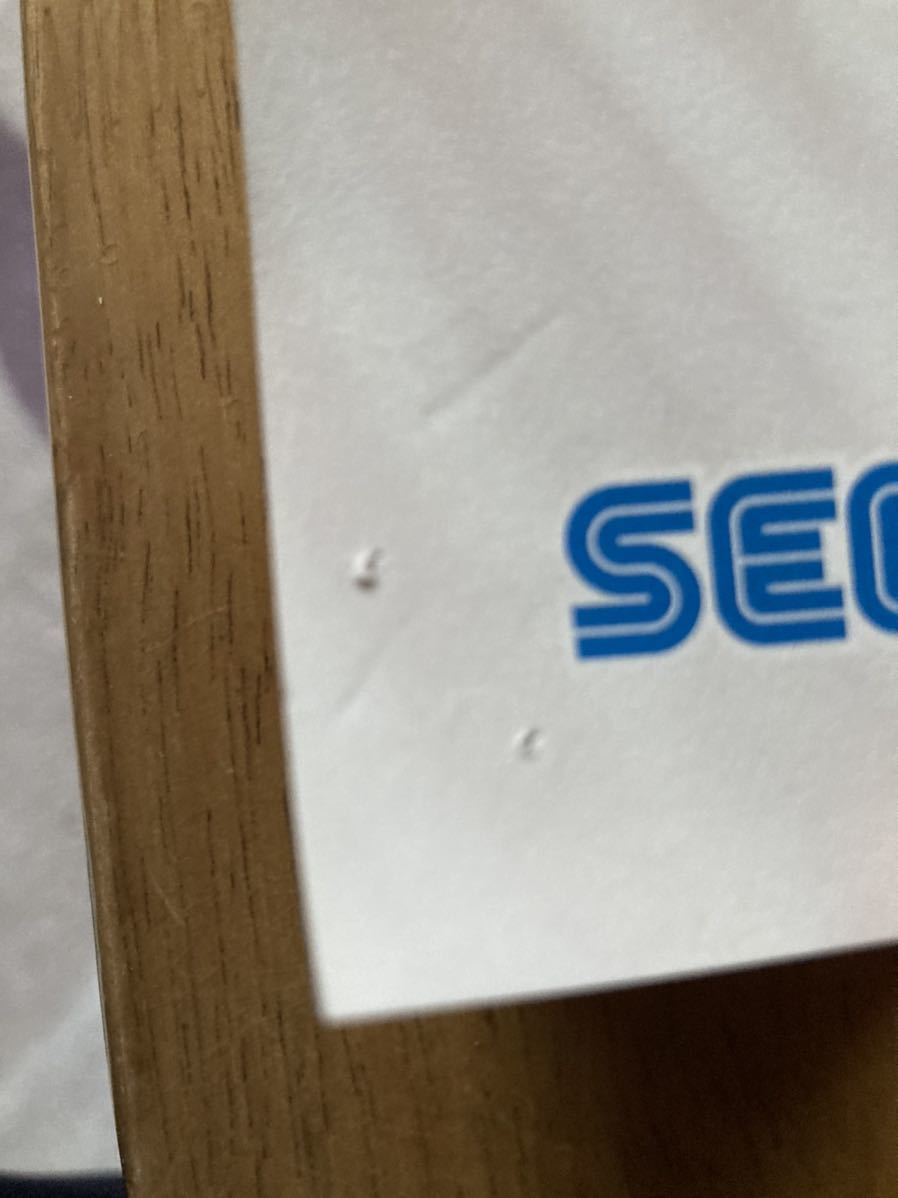 ハンドレッドソード B2ポスター 販促用 非売品 当時物 レア レトロ HUNDRED SWORDS ドリームキャスト SEGA ゲーム ポスター