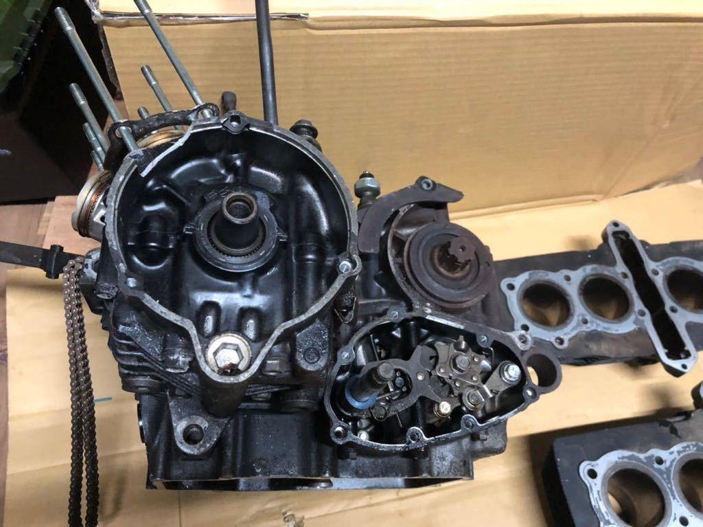 CBR400F エンジン NC17 CBX400F NC07_画像5