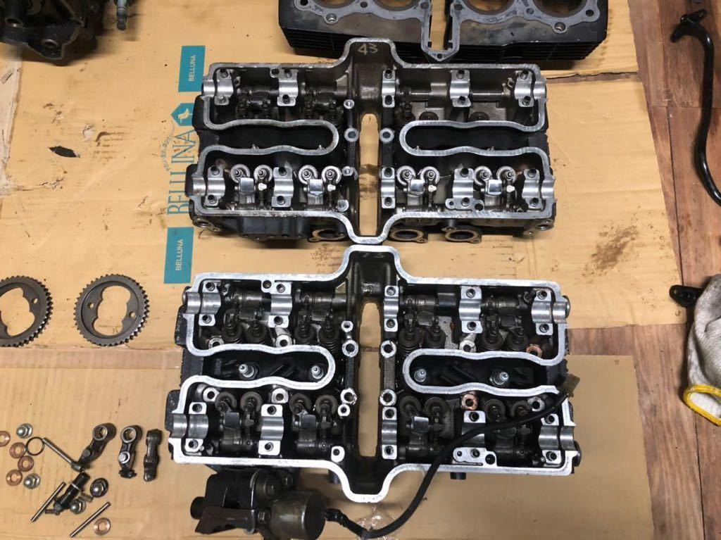 CBR400F エンジン NC17 CBX400F NC07_画像4