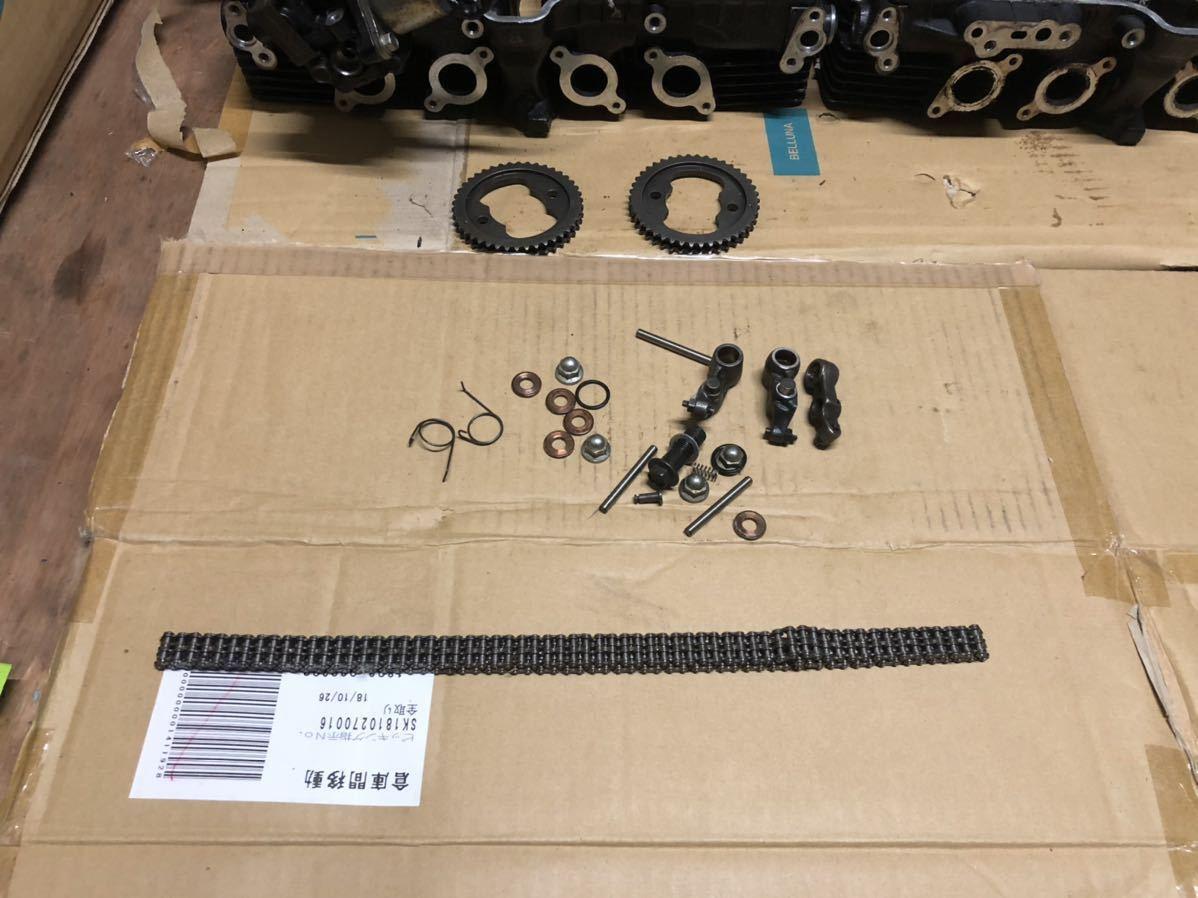 CBR400F エンジン NC17 CBX400F NC07_画像2