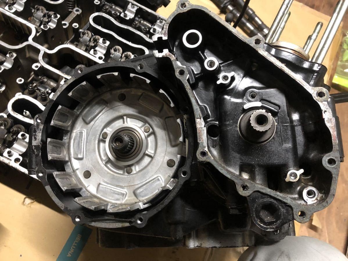 CBR400F エンジン NC17 CBX400F NC07_画像9